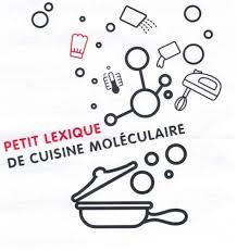 lexique cuisine lexique