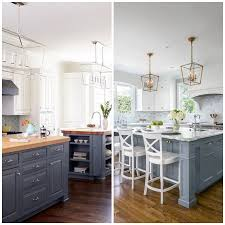 kitchen cabinets with gray floors 6 gray shades for a kitchen that are surprising big chill