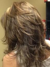 rearview haircut photo gallery long layered haircuts back view medium length layered shag