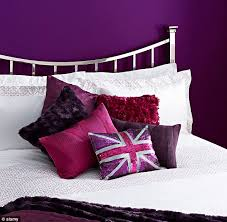 Bedrooms Painted Purple - want a good night u0027s sleep find out which colours you should use