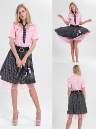 50s Halloween Costumes Poodle Skirts 50s Halloween Costumes Promotion Shop Promotional 50s