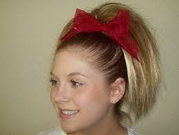 barrel curl hair pieces cheerleader hairpieces posh pony human hair ponytails all star