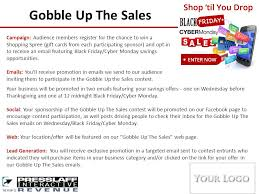 gobble up the sales help your clients launch a successful