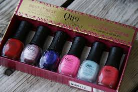 fun size beauty quo by orly best of the best 6 piece mini nail