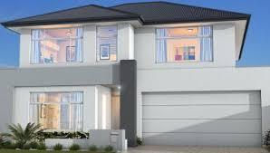 narrow lot home designs narrow lot 2 storey house plans designs perth vision one homes