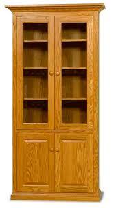 Bookshelves Oak by Amish Bookcases Amish Office Furniture Sugar Plum Oak Amish