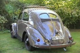 volkswagen coupe classic 1952 vw beetle classic type 11a split window sedan ebay motors blog