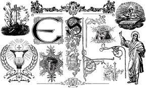 vector classic ornaments logo free vector 79 689 free