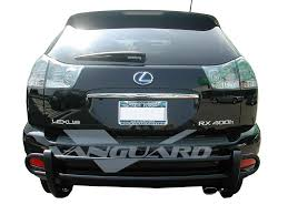 2006 lexus rx400h factory warranty amazon com vanguard 2006 2008 lexus rx rx330 rx400h rear bumper
