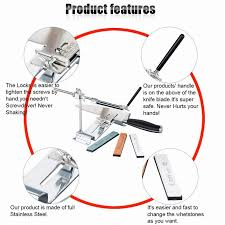 best sharpener for kitchen knives ruixin pro iii full stainless steel professional chef knife