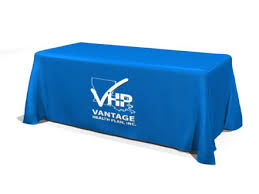 8 ft table cloth with logo outstanding custom table cloth with logo custom trade show table