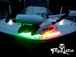 boat navigation light kit navigation marine boat bow led lighting waterproof red green