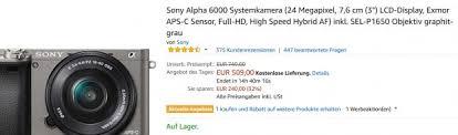 sony a6000 black friday sony alpha a6000 sony rumors
