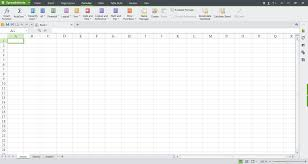 Free Spreadsheets Wps Office Free Alternative To Microsoft Office