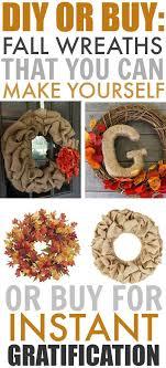 gorgeous fall wreaths diy or buy wreaths wreaths