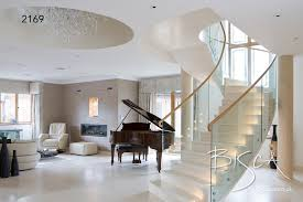 Difference Between Banister And Balustrade Bespoke Glass Balustrade Designs Bisca Staircases
