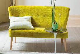 designer guild canape canapé contemporain en tissu 2 places blanc julep