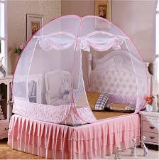 Pink Canopy Bed Selling Canopy Bed Pink Blue Mosquito Net For Bed