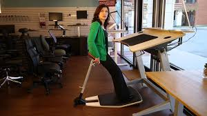 furniture focal upright locus seat with standing desk imac also