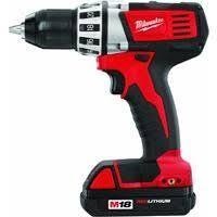 amazon milwaukee m18 black friday deals genesis gcd18bk 18v cordless drill driver kit grey genesis http