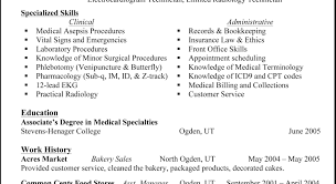 resume awful best resume format experienced software engineers