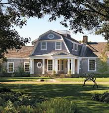 gambrel style roof mainstream gambrel style homes reckless bliss htons shingle www