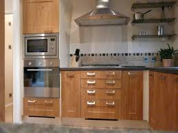 simple modern kitchen cabinets safer and more efficient cooking with built in toaster oven