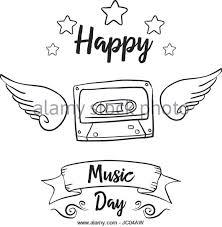 doodle name jc musical instrument doodles vector stock photos musical