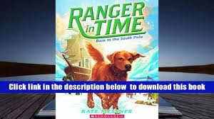 download race to the south pole turtleback library
