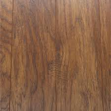 Distressed Laminate Flooring Home Depot Home Decorators Collection Hand Scraped Light Hickory 12 Mm Thick