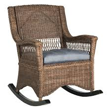 Outdoor Wicker Swivel Chair Wicker Outdoor Rocking Chair International Caravan Outdoor Wicker