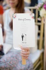 Diy Wedding Ceremony Program Bali Destination Wedding May Eric 100 Layer Cake