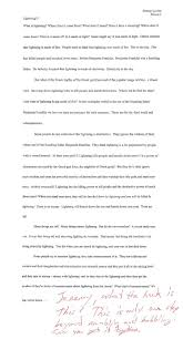 Funny Cover Letter Humorous Essays Funny Essays Essay Lightning Cover Letter A Funny