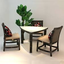 dining table dining room interesting triangle dining room set