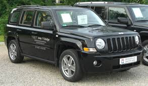 file jeep patriot 2 0 crd front jpg wikimedia commons