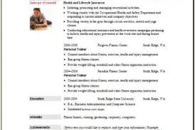 Sample Fitness Instructor Resume by Sample Resume Group Fitness Instructor Resume Sle Garland Group