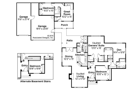 detached guest house plans apartments garage guest house floor plans home plans with