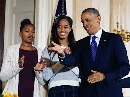 the bush sisters wrote obama u0027s daughters a letter business insider
