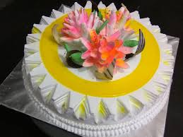 cake how to cake and flower delivery pineapple cake 1 kg 750