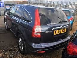 used grey honda cr v for sale cambridgeshire