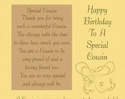 cousin birthday card etsy