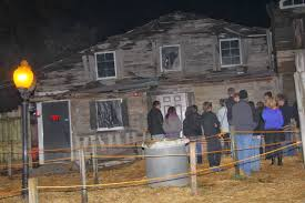halloween haunted houses only in arkansas