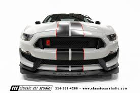2001 Shelby Mustang 2016 Ford Mustang Shelby Gt350r Classic Car Studio
