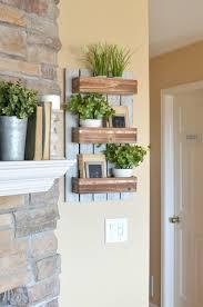 35 best farmhouse living room decor ideas and designs for 2017 wooden shelf for farmhouse living room designs