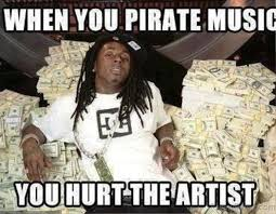 Pirate Meme - 68 brilliant music memes