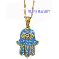 eye pendant necklace images Muslim turkish hamsa hand of fatima evil eye pendant necklace jpg