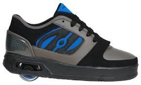 heelys megawatt light up wheels mega watt 9203 black royal gunmetal heelys shoes
