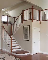arts and crafts homes interiors model staircase staircase molding ideas best design spiral