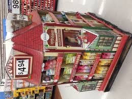 walmart seasonal pallet display december 2014 idealation