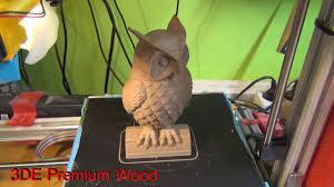 3d printing owl and crocodile youtube